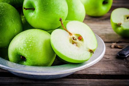 Zelene jabuke