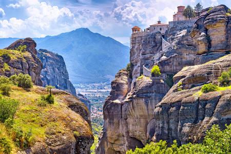 Manastırları Meteora