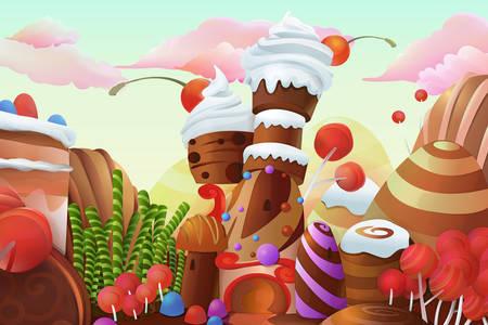 País de doces