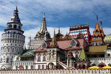 Ізмайловський кремль