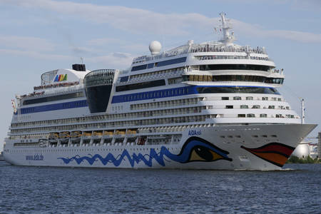 Cruise ship Aida Sol