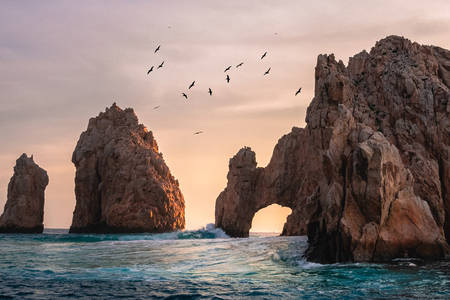 Arc naturel de Cabo San Lucas