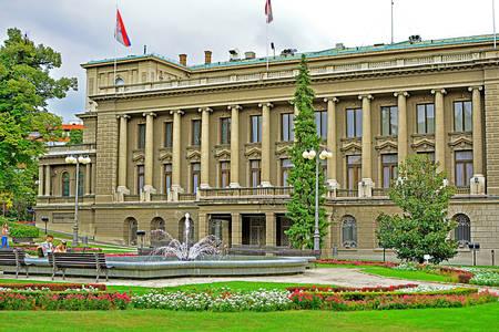 Νέο παλάτι στο Βελιγράδι
