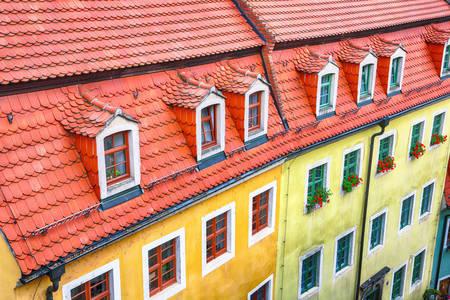 Houses in Meissen