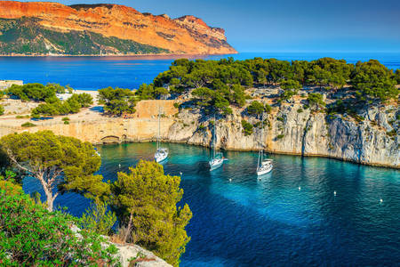 Calanque Port-Pen of Cassis