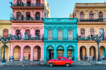 Strade dell'Avana Vecchia