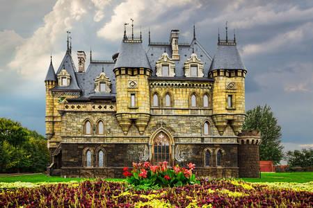 Замок Гарибальди в Хрящёвке