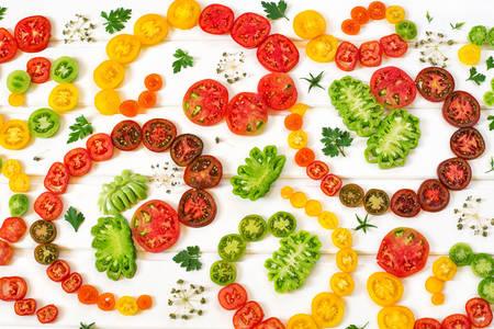 Tomato patterns
