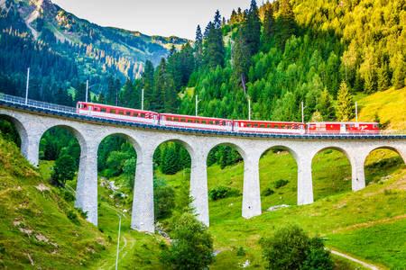 Căi ferate elvețiene