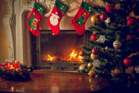 Christmas cosiness