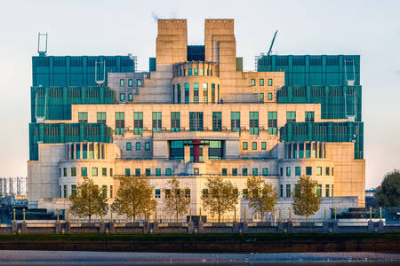 Secret Intelligence Service Building