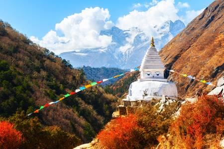 Budist stupa