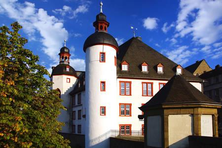 Starý hrad v Koblenz