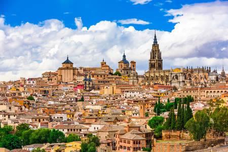 Pohľad na Toledo