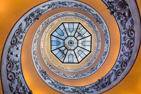 Bramante stepenice