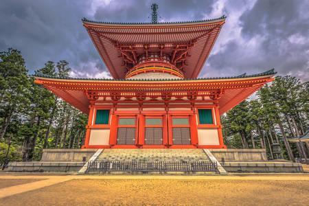 Świątynia Danjo-garan