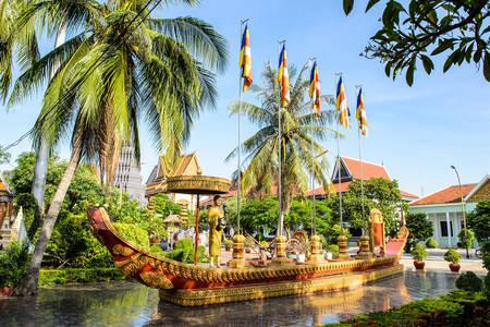 Prumrot Wat in Siem Reap