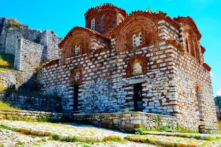 Church of St. Mary of Blachernae in Berat