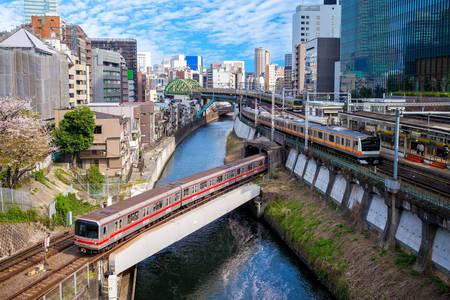 Tokijska podzemna železnica