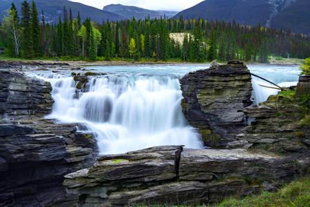 Sanuept Waterfalls