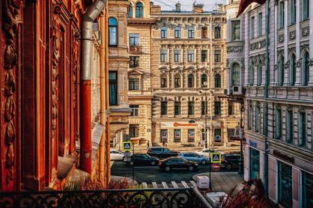 Tarihi şehir merkezi
