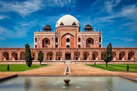 Humayun's mausoleum