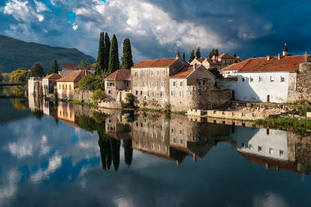 Casco antiguo de Trebinje