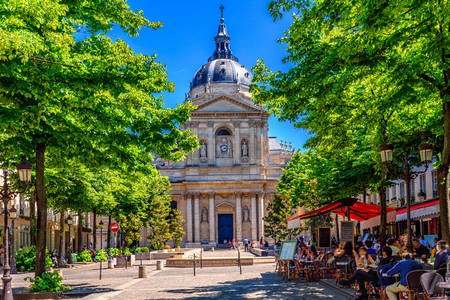 Sorbonne University of Paris