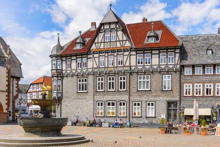 Place du marché de Goslar