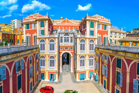 Palazzo Reale Cenova'da