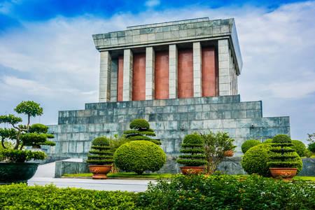 Mausoléu de Ho Chi Minh