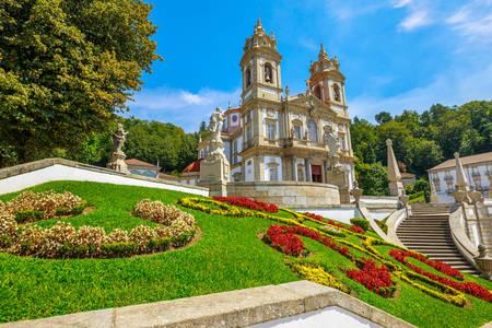 Bon Jesus in Braga