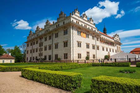 Літомішльскій замок