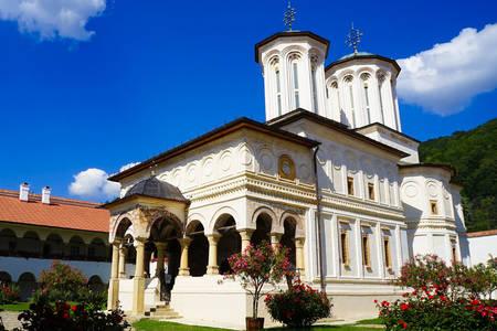 Horezu manastırı