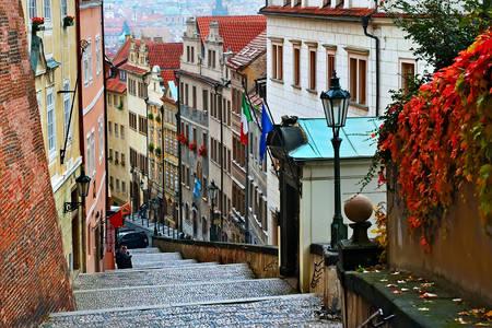Ulica starego miasta