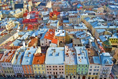 Будинки Львова