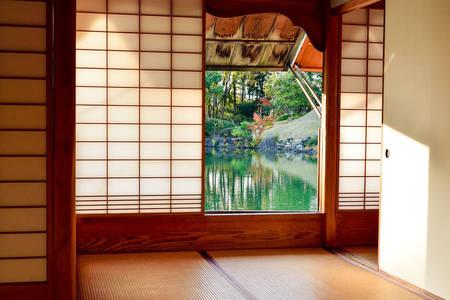 Dom w stylu japońskim