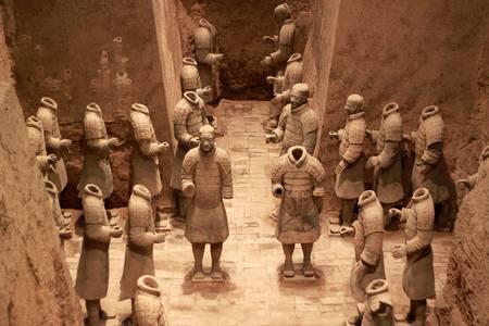 Terrakotta hadsereg