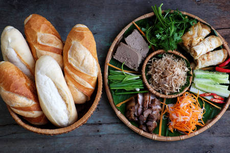 Vietnamesisches Street Food