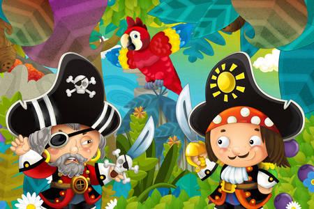 Piratas da selva
