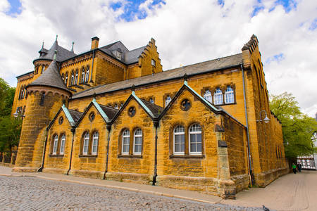 Imperial Palace in Goslar