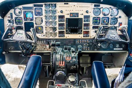 Πιλοτήριο αεροσκαφών