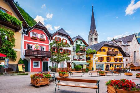 Piața Hallstatt
