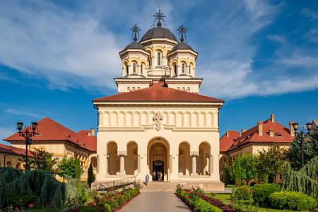Cathedral of the Coronation in Alba Iulia