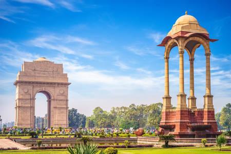Indiapoort in New Delhi