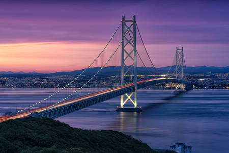 Akashi Kayke Bridge