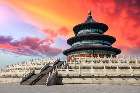 Ναός του ουρανού στο Πεκίνο