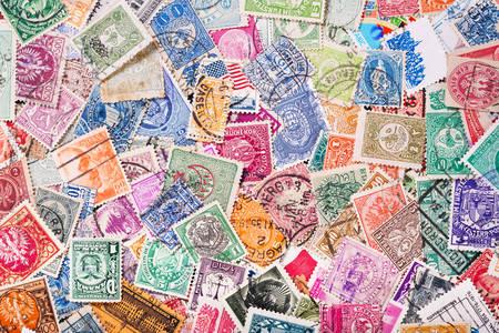 Régi bélyegek