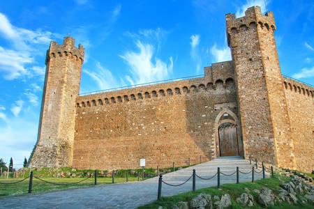 Крепость Монтальчино