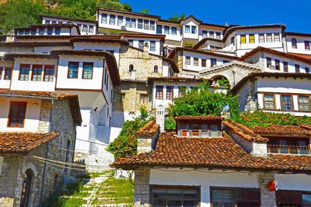 Houses in Berat